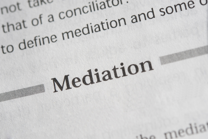 Mediation Title with a family text book - The Law Offices of Jane M. Randall, P.A. - Family Law, Family Mediation, Real Estate Attorney | in York County, Chester County, Lancaster County